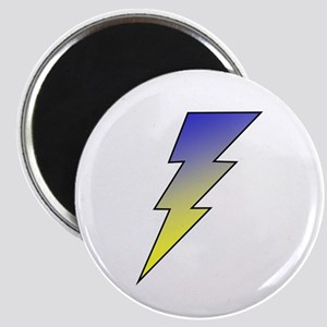 The Lightning Bolt 3 Shop Magnet