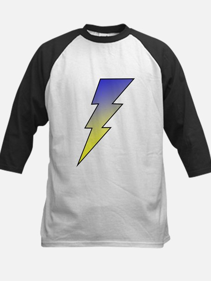The Lightning Bolt 3 Shop Kids Baseball Jersey