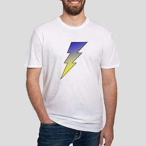 The Lightning Bolt 3 Shop Fitted T-Shirt