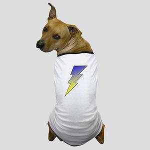The Lightning Bolt 3 Shop Dog T-Shirt