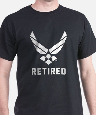 USAF Retired T-Shirt