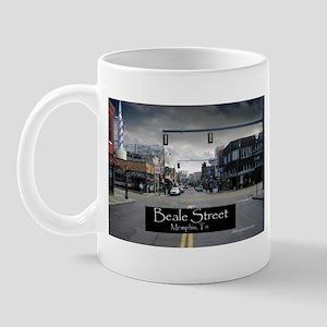 Beale Street Street Mug