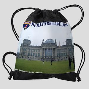 bbde_calendar_2012-11x9 Drawstring Bag