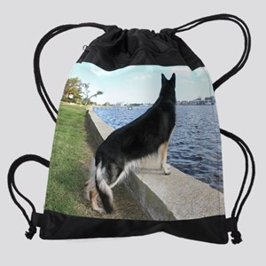 08aug-xanadu-ozzy-3 Drawstring Bag