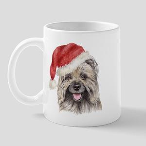 Christmas Berger des Pyrénées Mug