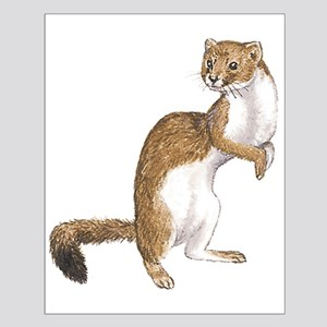 Weasel Small Poster