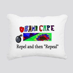 Obama Care Repeal 2013 Rectangular Canvas Pillow