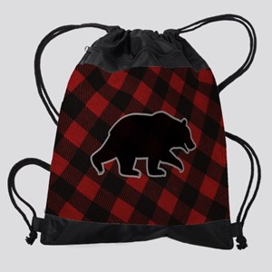 grizzlymousepad Drawstring Bag