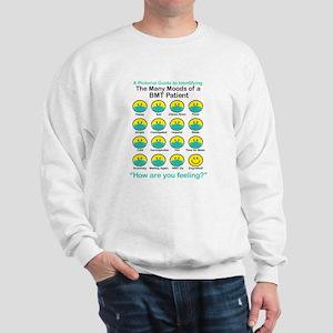 Many Moods Sweatshirt