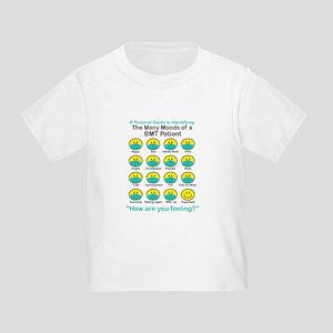 Many Moods Toddler T-Shirt