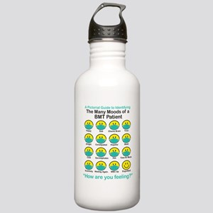 Many Moods Stainless Water Bottle 1.0L