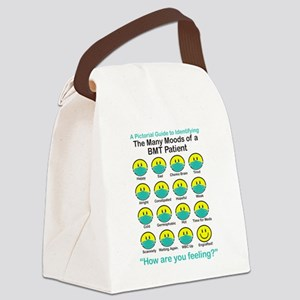 Many Moods Canvas Lunch Bag