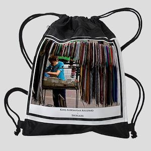 july Drawstring Bag