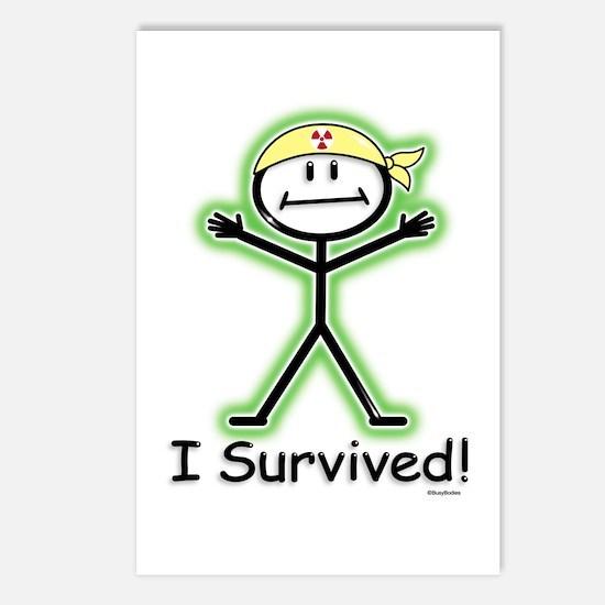 Radiation Survivor Postcards (Package of 8)
