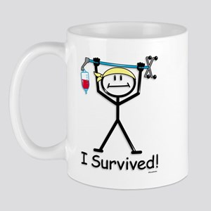 Chemo Survivor Mug