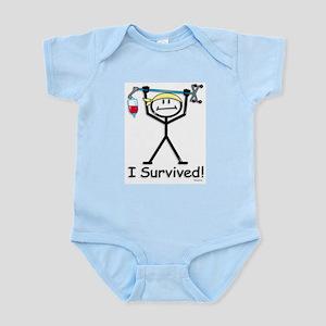 Chemo Survivor Infant Bodysuit