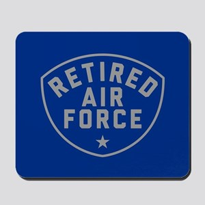 Retired Air Force Mousepad
