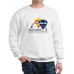 Balloons Over The Rainbow Sweatshirt