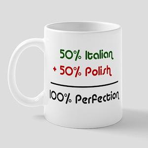 Italian & Polish Mug