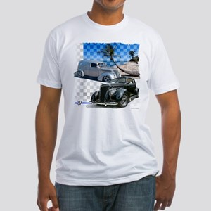 1937 Fords Fitted T-Shirt