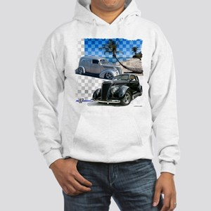 1937 Fords Hooded Sweatshirt