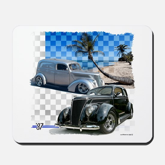 1937 Fords Mousepad