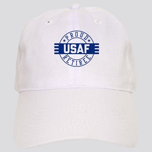Proud USAF Retiree Cap