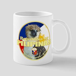 Philippine Eagle Mugs