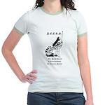PEERS Jr. Ringer T-Shirt