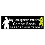 My Daughter Wears Combat Boots