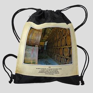Rum Calendar Drawstring Bag