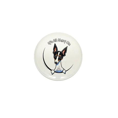 Rat Terrier IAAM Mini Button