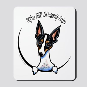 Rat Terrier IAAM Mousepad