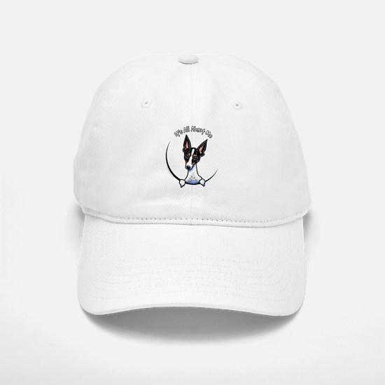 Rat Terrier IAAM Baseball Baseball Cap