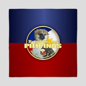 Philippine Eagle Queen Duvet