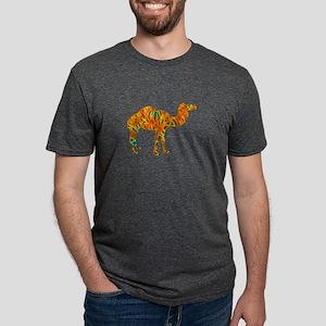 THE HEAT SEEK Mens Tri-blend T-Shirt