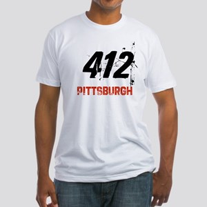 412 Fitted T-Shirt