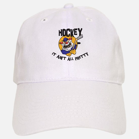 Funny Hockey Baseball Baseball Cap
