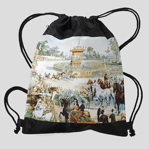 countyfair Drawstring Bag