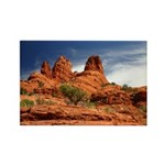 Vortex Side of Bell Rock Rectangle Magnet (100 pac