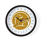 RHS Logo Wall Clock