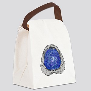 HOLLOWED OUT Canvas Lunch Bag