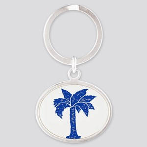 BLUE PALM Keychains