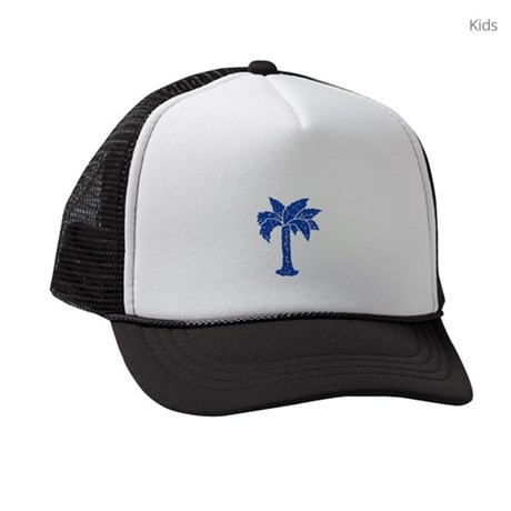 BLUE PALM Kids Trucker hat