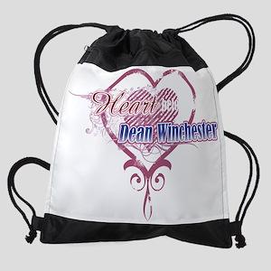 heartDean_dk Drawstring Bag