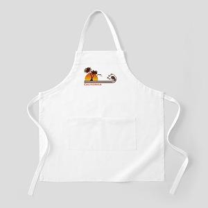 California BBQ Apron