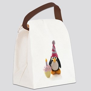 Birthday Canvas Lunch Bag