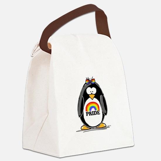 Gay_Pride_Girl.jpg Canvas Lunch Bag