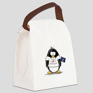 Michigan copy Canvas Lunch Bag