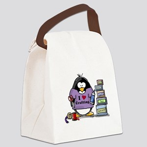 crafting Canvas Lunch Bag